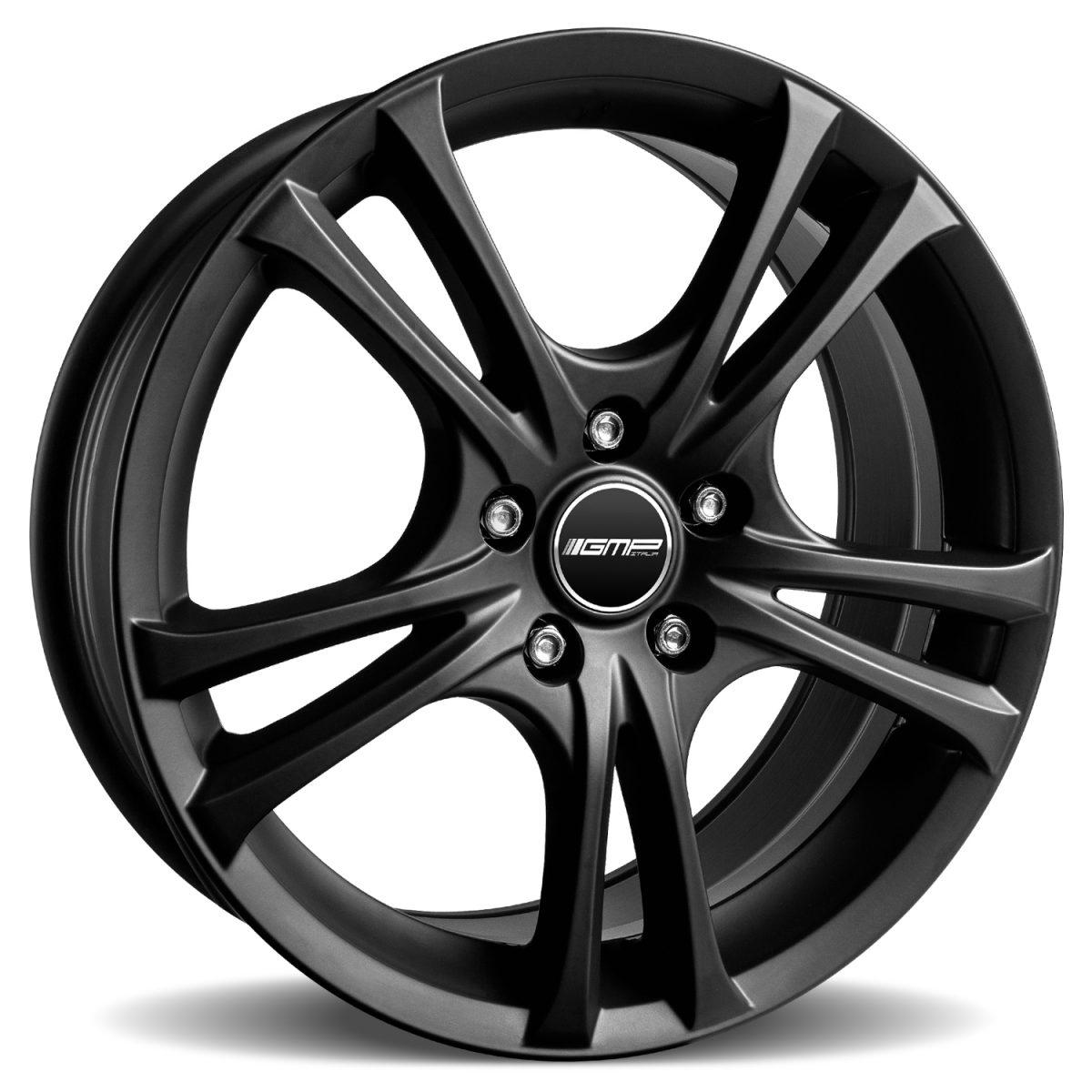 GMP Italy Easy-R Black 6X15 alufelni 1