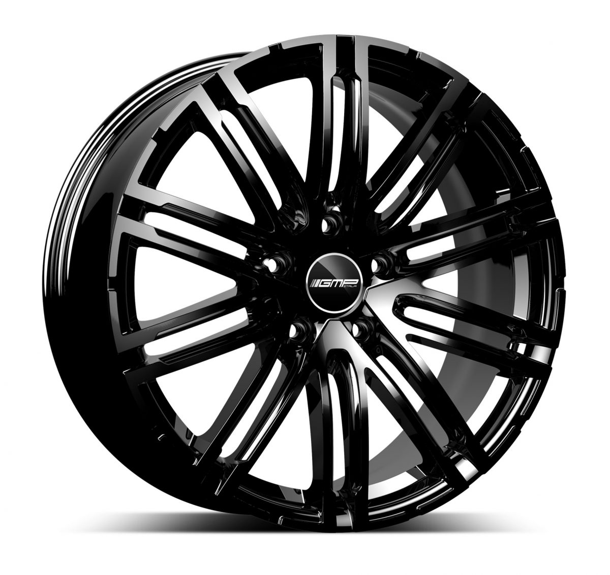 GMP Italy TARGA Black -  Dedicated to Porsche 8,5-9,0-10,0-11,0X20 alufelni 1