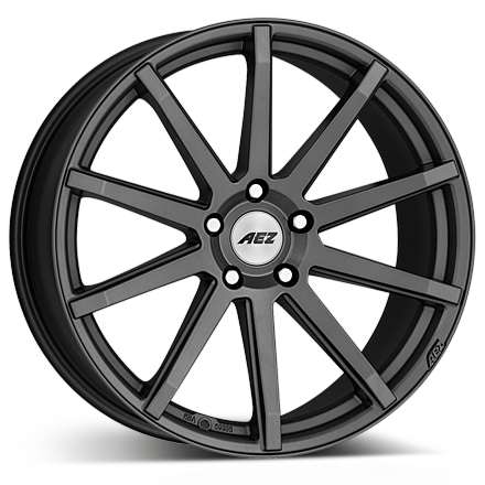 AEZ Straight black 9,5X20 alufelni 1