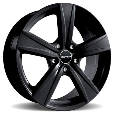 GMP Italy Argon Black 6,5X16 alufelni 1