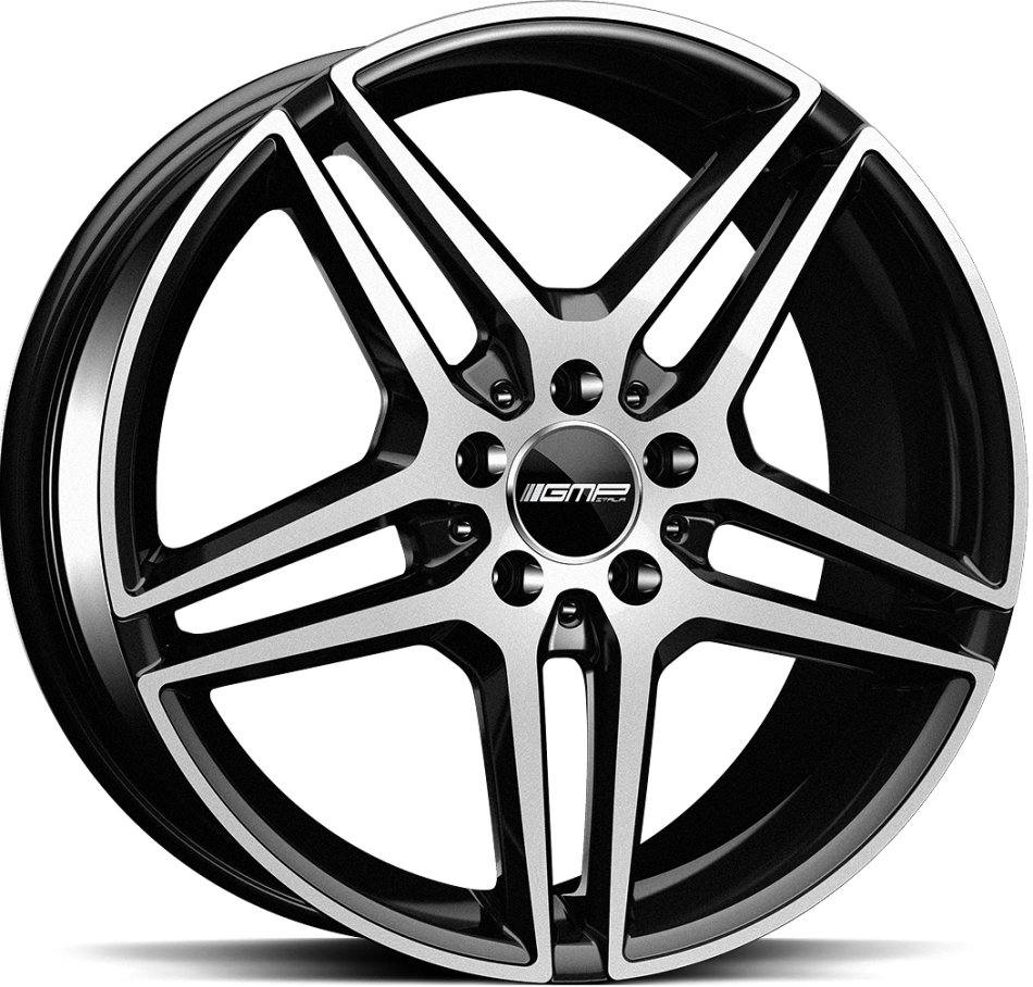GMP Italy Mythos Black D. - Dedicated to Mercedes Benz 8,0/8,5/9,0X19 alufelni 1