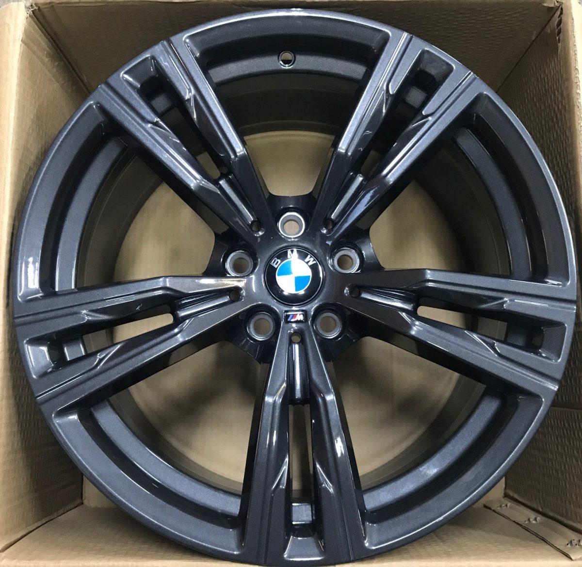 Gyári alufelni BMW G30-Z4 (798M styl) 8,5X18 ET30 - 9X18 ET32 alufelni 1