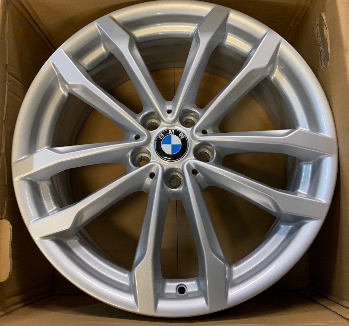 Gyári alufelni BMW X3-X4 G01-G02 (691 Styl) 7,5x19 alufelni 1
