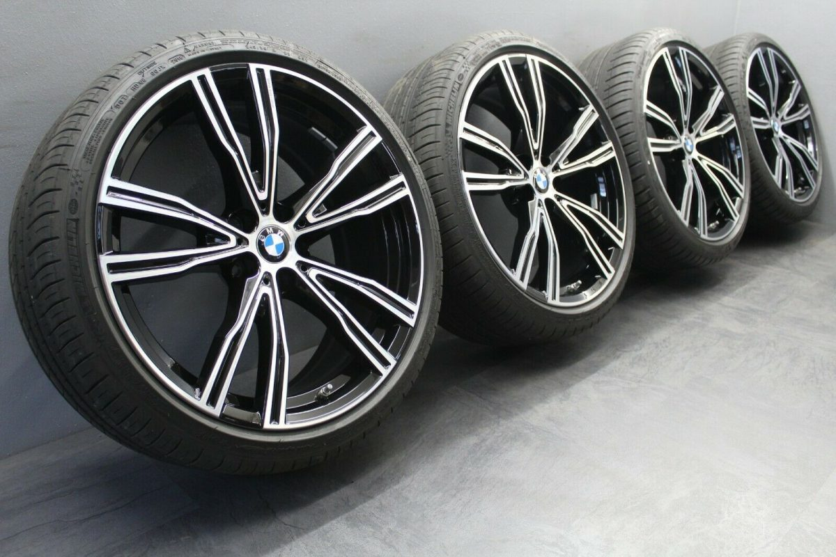 Gyári alufelni BMW G30-G15 (730 Individual) 8x20-9x20 5X112 1