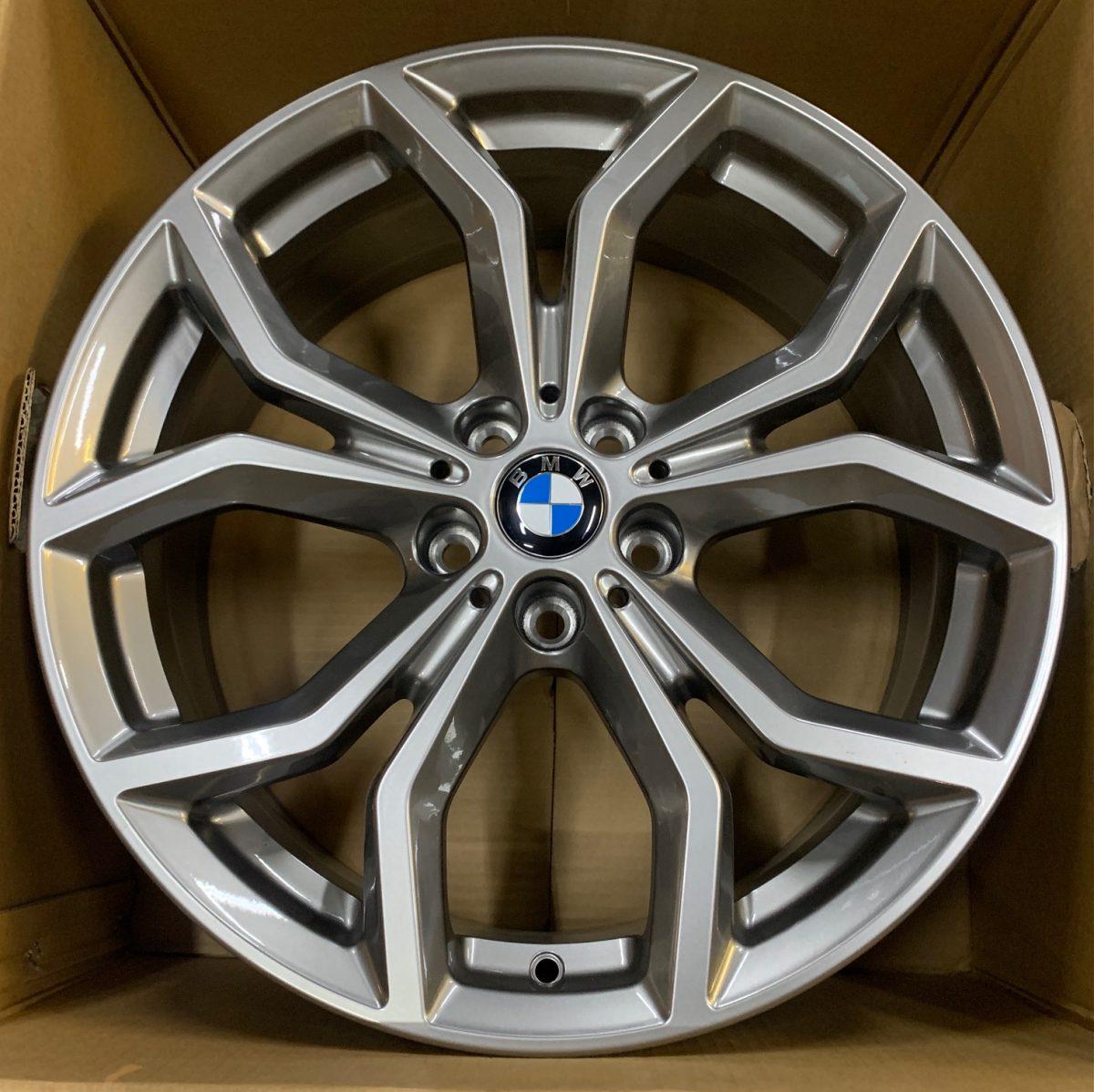 Gyári alufelni BMW X3-X4 G01-G02 (694 style) 5x112 1